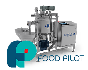 Daniatech cooperation with the FoodPilot